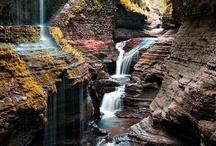 Waterfalls / by Christina Kasparian