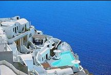 greece honeymoon / by Ever After Honeymoons