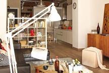 Odra living area