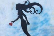 Mermaids / fascinating creatures