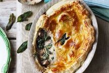 Indulgent Vegetarian / Just as it says! Recipes for occasional use only ;-)