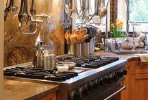 Beautiful Kitchens / by Renee DiLorenzo