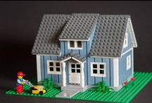 Lego Houses / Mostly lego houses, some other lego stuff too