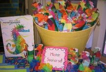 Eric Carle / My Kindergarten class loves Eric Carle for Author studies, crafts and literacy centers!