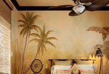 Deco for the bedroom / by Laurie Taylor