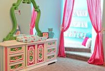 Kids' Rooms & Furniture / Fun, bright, even playful kids' room ideas that'll knock your socks off!
