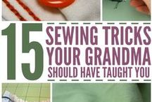 Sewing Tips and Techniques / Tips and techniques for all levels of sewing