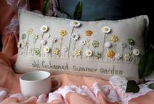 Sewing Cushions and Curtains / Cushions and curtains to sew for your home.