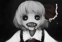 Horror Anime & Manga