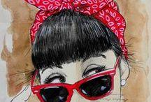 Random Board of Crap I Like / by Kristen Warner