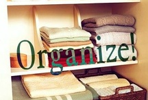 Organization & Tips / by Jana Braudrick Cheshek