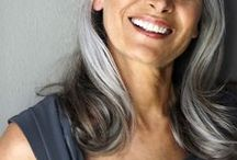 Groovy Gray / Embracing My Gray / by Marlene Brown
