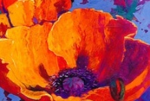 Art - APPRENTICESHIP / Abstract, Photorealism, Pop-Art, Realism, Expressionism, Nouveau, Tonalism, Impressionism, Classicism, Early Renaissance, Surrealism, High Renaissance, Idealism, Pointillism, etc.ism :) / by Colleen Jepkes