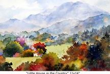 Watercolor/Art Inspiration / Watercolor Inspiration / by Marlene Brown