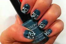 addicted to nails:) / by Bethany Field