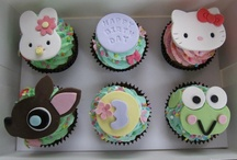 simply cupcakes && other sweets:) / by Bethany Field