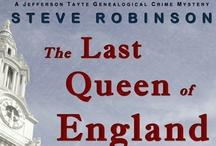 Genealogy Mystery Books