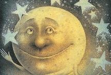 Mr. Moon, moon, gbsm / Great Big Silvery Moon