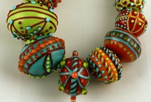 Art - Lampwork 1 of 2 / by Colleen Jepkes