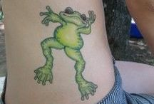 tattoo/piercing / by Katie Shanley
