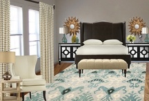 Home Decorators Collection Guest Stylist-Bed & Bath / by L. Antonetti Design
