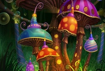 Art - Whimsical / by Colleen Jepkes