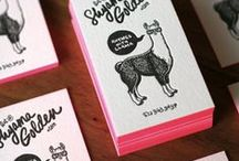/business cards / by Lindsey Renee Durham