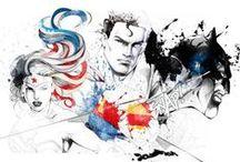 Superheros!