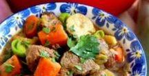 Soups / Stews / Slow Cooker / Pressure Cooker