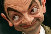 Art - Caricatures / by Colleen Jepkes