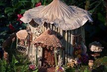 Fairies in my garden / by Melli R