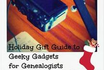 Genealogy Gadgets / Tech tools for family historians.