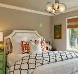 Guest Bedroom / Cozy Guest Bedrooms to pamper friends and family!