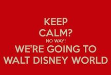 We're going to DISNEY World! / May 2015 / by Ashlee Vailes