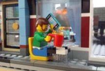 LEGO | Die besondere Pinnwand / Alles über Lego.