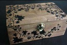 Woodburning Ideas / Woodburning art / by Marlene Brown