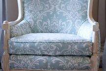 Upholstery/Slipcover Help / diy upholstery / by Marlene Brown