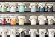 MMJ//Little Billy Goat Paint / This Chalk Paint is made in the USA.  This is a new generation of Chalk Paint.  It is