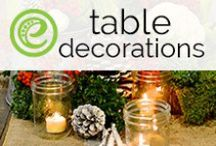 Tablescape Decorations & Ideas / by eMeals / Easy Meal Planning