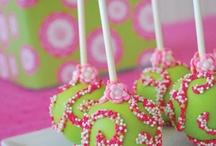 cake pop ideas / by Jolene Hausman