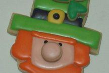 Cookie Inspiration ~ St. Patricks Day
