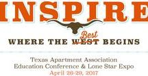 Education Conference & Lone Star Expo / The premier rental housing industry event in Texas.