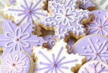 Cookie Inspiration ~ Winter / by Jolene Hausman