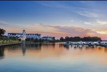 Tour our 4-Diamond Resort / Check out all the amenities Hyatt Regency Chesapeake Bay Golf Resort, Spa and Marina has to offer.
