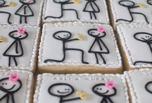 Cookie Inspiration ~ Wedding