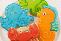 Cookie Inspiration ~ Animals