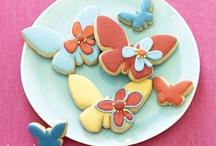 Cookie Inspiration ~ Butterfly / by Jolene Hausman