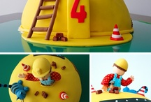 Cake Inspiration ~ Character Cakes / by Jolene Hausman