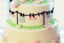 Cake Inspiration ~ Baby Shower / by Jolene Hausman