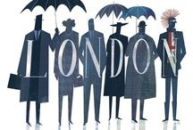 London / London  / by anne verner